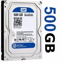 Disco Western Digital 500gb Sata 3 7200 16 Mb Wd5000aakx