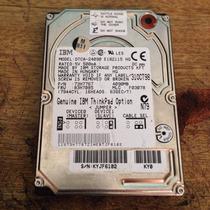 Disco Rígido Ibm 4gb Mod: Dtca-24090 (no Funciona)