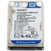 Disco Rigido 320gb Notebook Western Digital Sata 3.0gbs