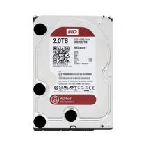Disco Duro Western Digital 2 Tb Red 3,5 Sata 3 64 Mb Nuevo!