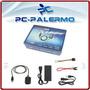 Cable Adaptador Usb A Ide / Sata Con Fuente Discos Pc Notebo