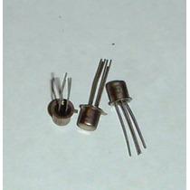 Transistor Af125 Metálico De Germanio Rf Nuevos