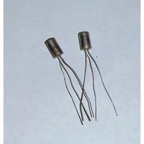 Transistor Ac121 Pnp Metálico De Germanio
