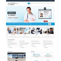 Diseño Paginas Web, Sitios Con Tienda Online, Redes Sociales