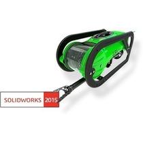 Solid Works Premium 2015 Sp3 + 8000 Bloques + Tutorialvideo