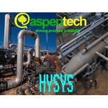 Aspen Hysys 8 - Soft Simulación De Procesos Industriales