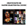 Adobe Creative Suite Cs6 Master Collection (3 Dvds)