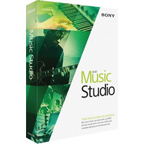 Sony Acid Pro Music Studio 10 + Envio Gratis!