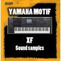 Yamaha Motif Xf Para Kontakt [28 Gb] (envio Gratis)