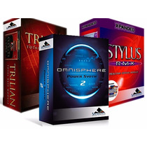 Spectrasonics: Omnisphere 2 + Trilian + Stylus Rmx Win / Mac