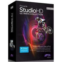 Pinnacle Studio 15 Ultimate En 17 Dvds Para Pc Sin Placa