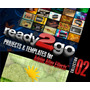 Proyectos Editables After Effects Ready2go Vol. 2 Son 9 Dvds
