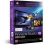 Pinnacle Studio 18 Version Ultimate Con Efectos En 5 Dvds