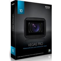 Sony Vegas Pro 10 Pc Windows 32 - 64 Bits + Envio Gratis