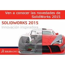 Solidworks Premium 2015 Sp3 Español +8000 Bloques + ¡curso!