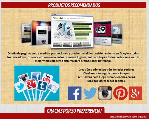 Diseño Pagina Web - Super Económica!!!