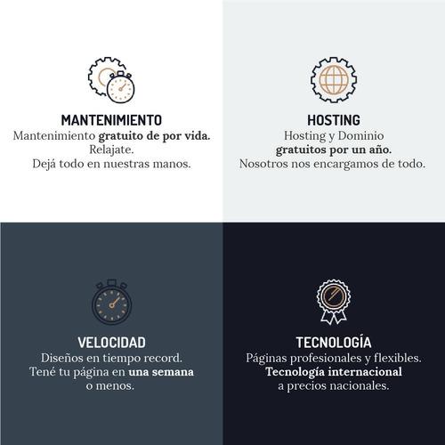 Diseño Paginas Web Institucionales Autoadministrables Y Mas