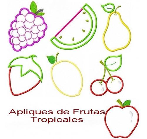 Dibujos para bordar en frutas imagui for Disenos para bordar