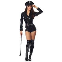 Disfraz Sexy De Mujer Policia Corrupta Colsplay Adultos