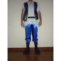 Disfraz De Jake Y Los Piratas Para Adultos!!!
