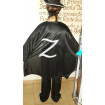 Disfraz Zorro Adulto