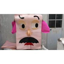 Disfraz Del Sr. Y Sra. Cara De Papa Toy Story Impecable!!