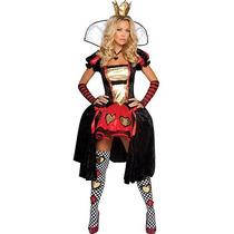 Disfraz Reyna De Corazones Disfraces Mujer Adultos