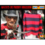 Disfraz Completo Freddy Krueger ! Igual Que En La Pelicula!!
