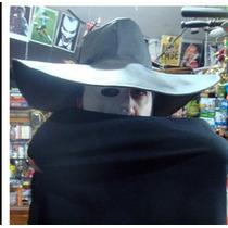 Sombrero De El Fantasma De La Opera Para Disfraz, Mosquetero