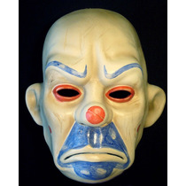 Mask Del Payaso Jocker, Disfraz Robo Al Banco, Mascara Latex