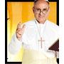 Disfraz El Papa - Habito - Faja - Gorro - Cruz - Fiestas Etc