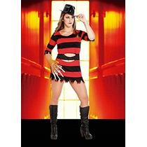 Disfraz De Freddy Mujer