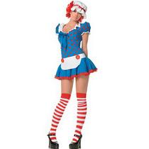 Disfraz Muñeca Sexy Doll Leg Avenue Disfraz Mujer Adultos