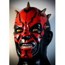 Star Wars Mask, Darth Maul - Episodio I - Mascara, Careta