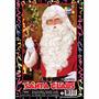 Peluca Y Barba De Papa Noel - Peluca Disfraz Santa Clauss