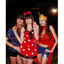 Disfraz Minnie Mujer Maravilla (precio X Unidad)