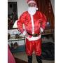 Disfraz De Papa Noel - Disfraz Santa Claus