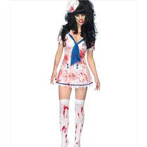 Disfraz Marinera Zombie Super Sexy Leg Avenue Halloween