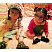 Chavo Del 8 Disfraz Completo Para Niños, Nenes, Bebes, Kid