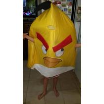 Disfraz Angry Bird