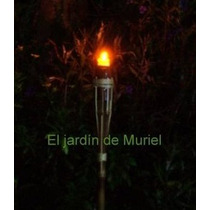 4 Antorchas A Led - Sin Fuego - Antorcha Luminosa - Evento
