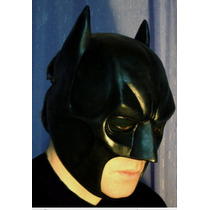 Batman The Dark Night Rises Mascara 2012 De Latex!, Disfraz