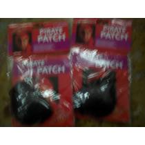 Parche De Pirata De Plastico Duro