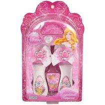 Zapatitos Magicos De Princesas Con Luz Ditoys Disney Orig.