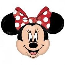 Globo Minnie Mickey 14 Pulgadas Usa Anagram Envios