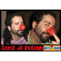 Nariz Profesional De Clown, Payaso, Circo Chasco Fx! Disfraz