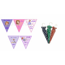 Etiquetas Princesa Sofia Candy Bar Golosinas Stickers