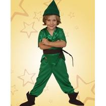 Disfraz De Peter Pan