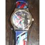 Reloj Spiderman El Hombre Araña Gabym