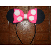 Vinchas Del Sapo Pepe O Pepa, Minnie, Mickey, Kity Y Minions